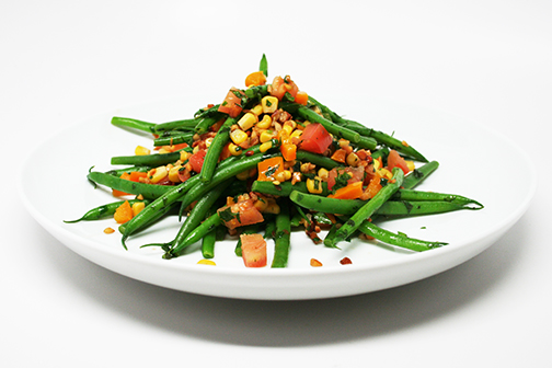 California French Beans Sauté